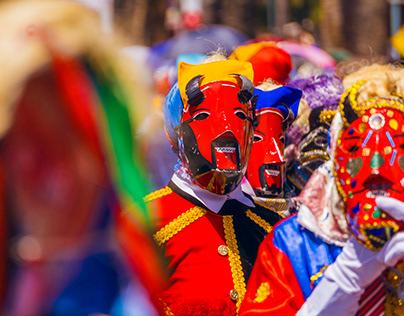 Diablos de Lata de Riobamba