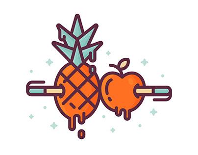 Illustration / iconography / logo design 2016-2017
