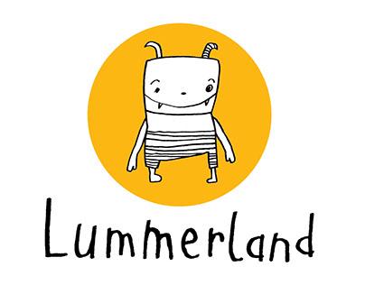 LUMMERLAND Visual Identity / Eco Toy Shop