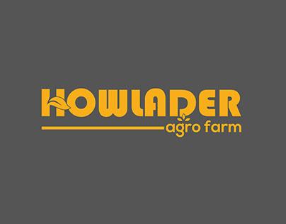 Howlader Agro Logo