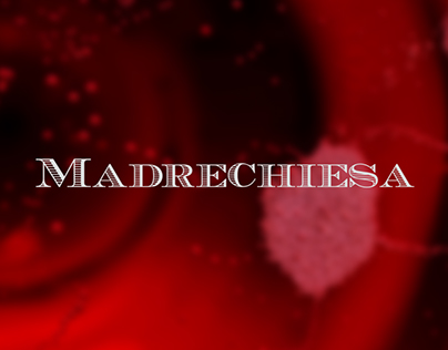 TERENZI Madrechiesa   wine label design