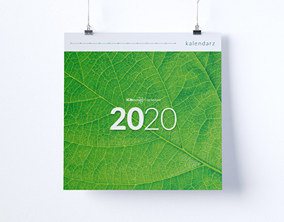 Calendar 2020 – Crop Solutions department