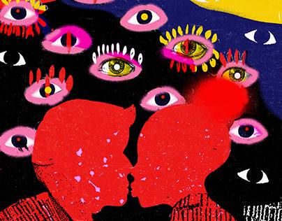 Illustrations for OneWorld Magazine