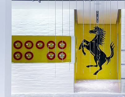 Ferrari | Anamorphic Cavallino