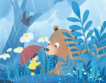 Do you need an umbrella?
