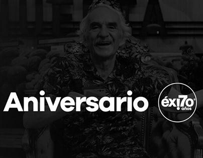 Celebración 70 años