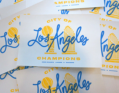 LA: City Of Champions 2020