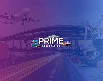 Prime Corp - Rebranding