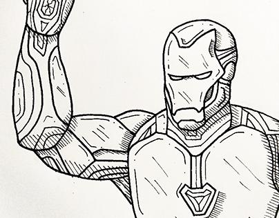 "Iron Man ""I Am Iron Man"""