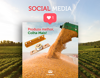 Social Media | Favoretto - 2019