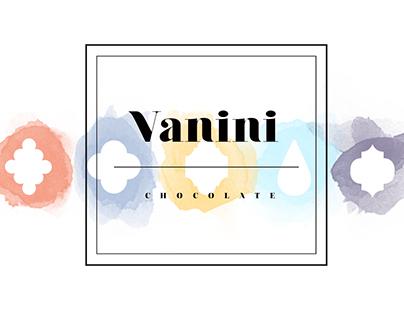Vanini chocolate