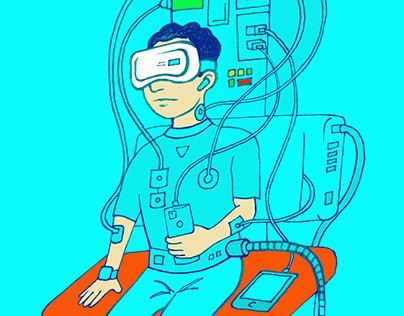 makine ve insan