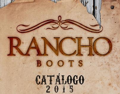 RANCHO BOOTS - Catálogo 2015