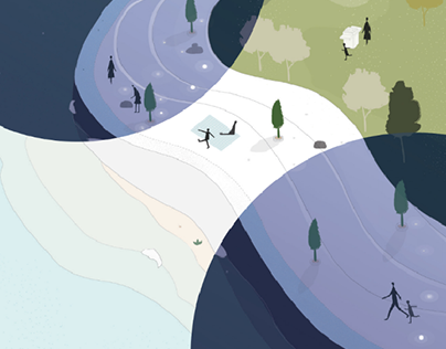 Tidal Sanctuary - Spatial Design and Placemaking