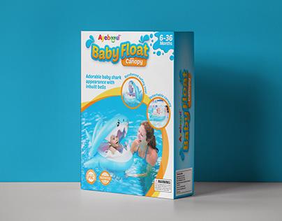 Baby Float - Packaging