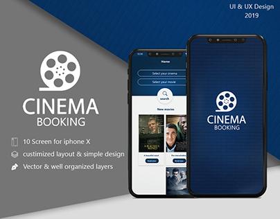 cinema booking