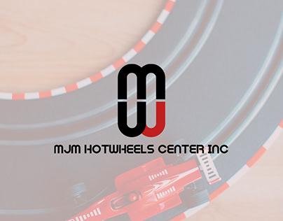 Logo Project for MJM Hotwheels Center Inc.