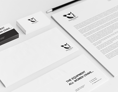 Corporate Identity for Olympianic.