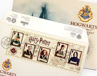 Harry Potter – Special edition medal pack