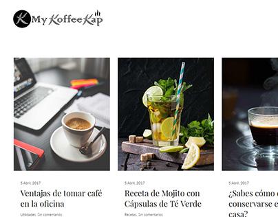 Blog - My Koffee Kap (España)