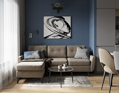 Apartment in St. Petersburg