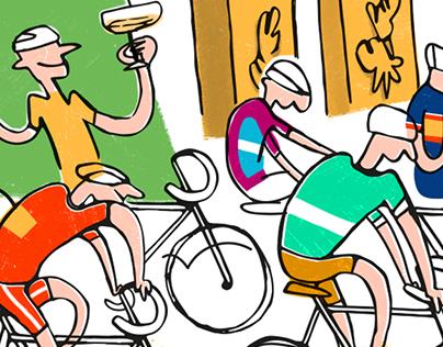 Babbel - Le Tour de France