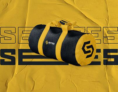 SE7E5 - Crossfit e Kickbox | Visual Identity