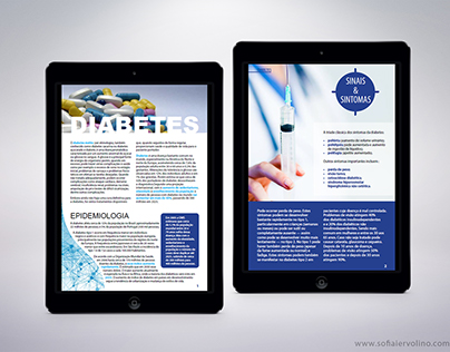 Diabetes | Text layout
