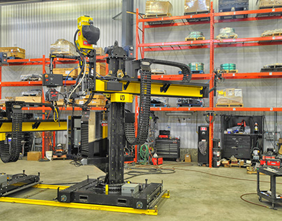 MN6-100 Welding Manipulators