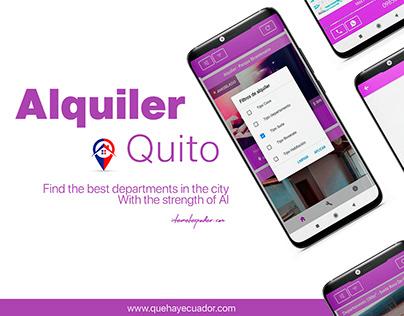 Alquiler Quito (Departamentos Económicos)