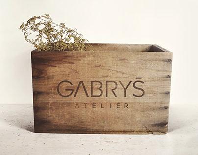 logo Gabryš atelier