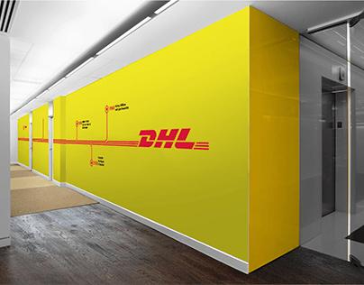 Office branding design