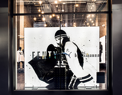 Fenty X Puma Launch