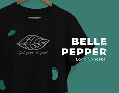 Belle Pepper Logo