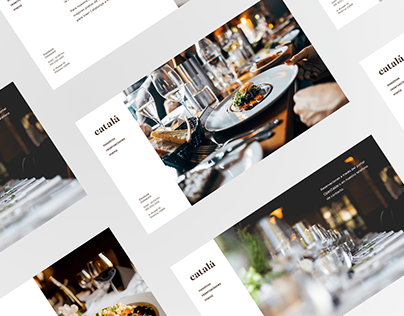 Catalá | Brand &Web Design