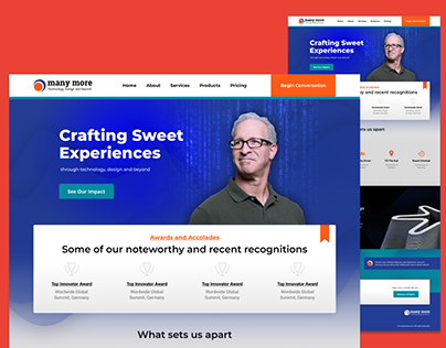 Agency Home Page Exploration