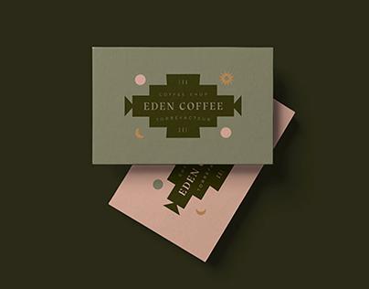 Eden Coffee – Branding