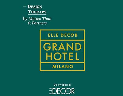 Matteo Thun @ Elle Decor