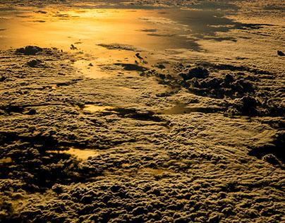 Nature: Golden Sky II