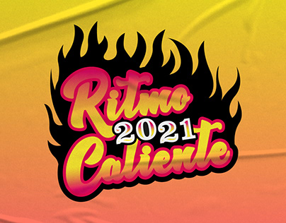Ritmo Caliente | Festival - TP04 Diseño Gráfico 1