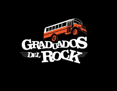 Graduados del Rock » Diseño de la marca