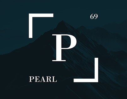 PEARL - Mineral water bubble branding