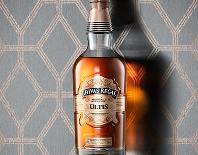 Chivas Regal Ultis - Ultimate Whisky