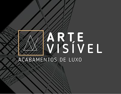 Rebranding | Arte Visível