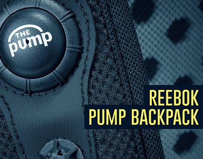 Reebok Pump Backpack
