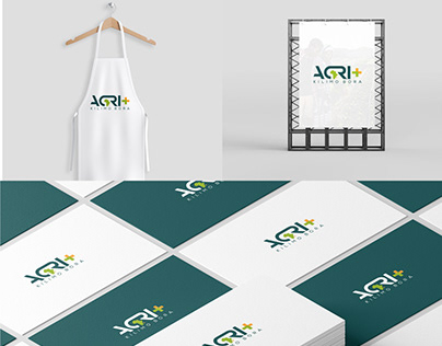 AGRI+ Logo design For African company
