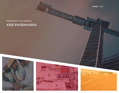 Kise Engenharia | Identidade Visual