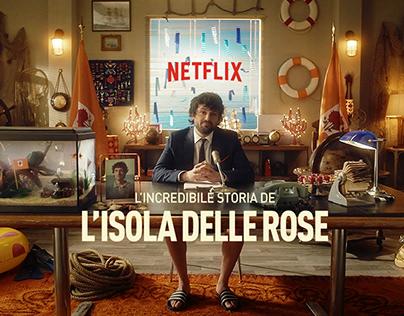 Netflix - Rose Island