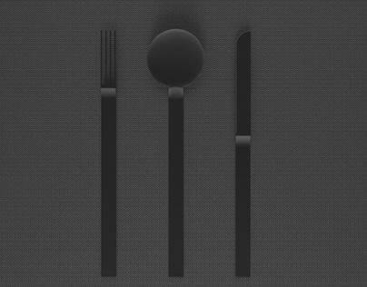 """""""Z"""" Cutlery Set"""