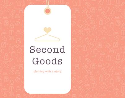 Second Goods - XD Challenge Oct 2019